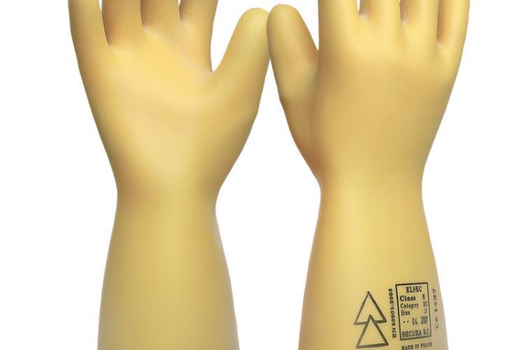 Elektroizolacione rukavice 2500 V klasa 00