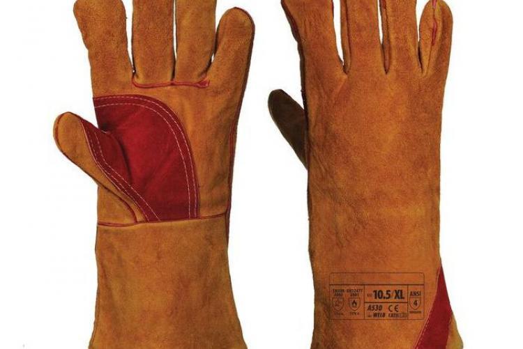 Gloves-WELDING