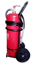 S-50 Fire extinguisher under constant pressure with powder